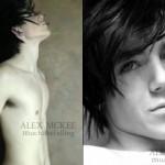 alex mckee shirtless