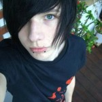 cute emo boy picture