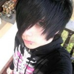sweet emo boy pictures
