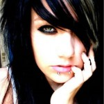 hot emo girl