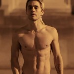 jared leto shirtless
