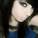 sexy emo girl