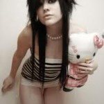 sexy emo girl pictures