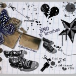 emo artwork
