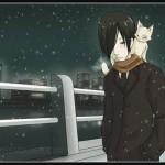 emo anime guy