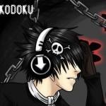 emo anime boy