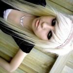 pretty emo girl