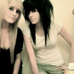 pretty emo girls